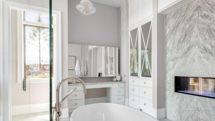 Bathroom Renovation: How to increase the area without redevelopment