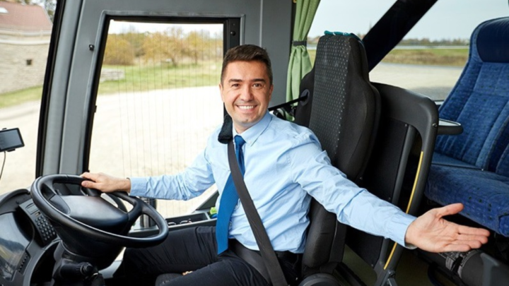 Bus Driver: Why choose the profession?